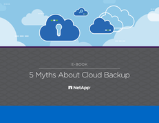 Five Myths About Backing Up to the Cloud