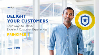 Delight Your Customers: Four Ways to Deliver Excellent Customer Experiences