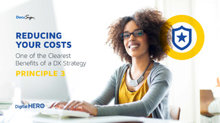 Reducing Your Costs: One of the Clearest Benefits of a DX Strategy