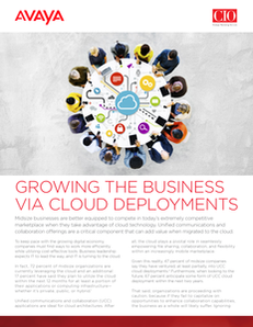 Growing the Business via Cloud Deployments