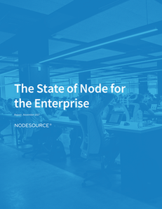 The State of Node.js in the Enterprise