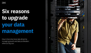 Six Reasons to Upgrade Your Database