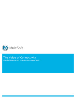 The Value of Connectivity
