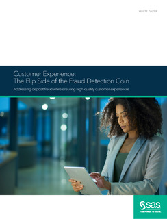 Customer Experience: The Flip Side of the Fraud Detection Coin