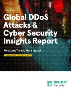 Global DDoS Attacks & Cyber Security Insights Report