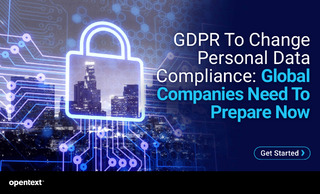 GDPR Compliance: How to Identify and Protect your Data
