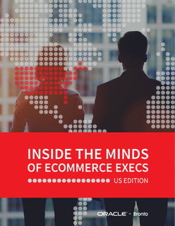 Inside the Minds of Ecommerce Execs