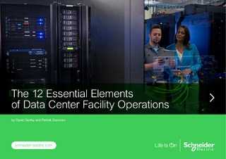 Discover the 12 Elements of a Smoothly-Run Data Center