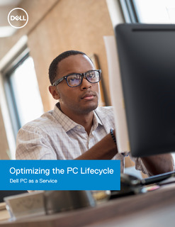 Optimising The PC Lifecycle