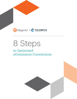 8 Steps To Optimized ECommerce Conversion