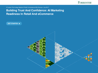 Building Trust And Confidence: AI Marketing Readiness In Retail And eCommerce