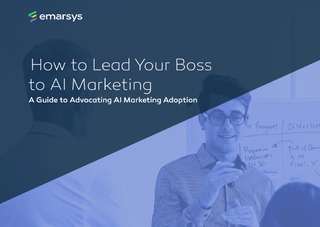 How to Lead Your Boss to AI Marketing