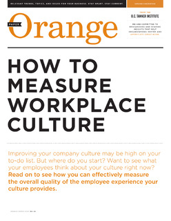How To Measure Workplace Culture