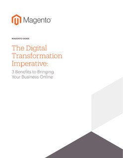 The Digital Transformation Imperative: 3 Benefits to Bringing Your Business Online