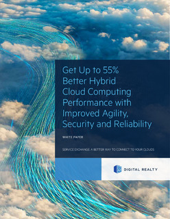 Get Up to 55% Better Hybrid Cloud Computing Performance with Improved Agility and Reliability
