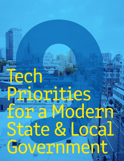 9 Tech Priorities for a Modern State & Local Government