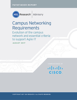 Campus Networking Requirements