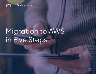 Migration to AWS in Five Steps