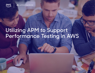 Utilizing APM to Support Performance Testing in AWS