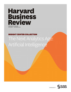 The Next Analytics Age: Artificial Intelligence (A Harvard Business Review Insight Center Report)
