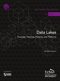 Data Lakes, Purposes, Practices, Patterns and Platforms
