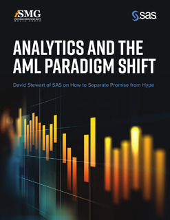 ISMG: Analytics and the AML Paradigm Shift eBook