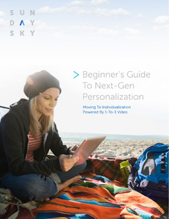 Beginner's Guide to Next-Gen Personalization