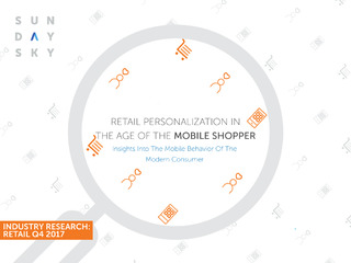 Retail Personalization in the Age of the Mobile Shopper