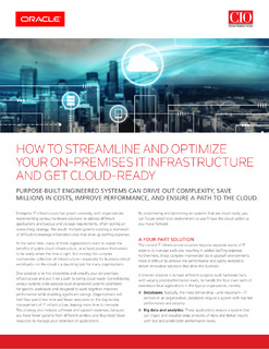 Is Getting Your Infrastructure Cloud-Ready a Daunting Task?