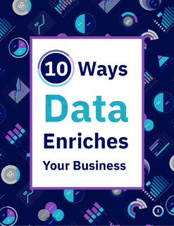 10 Ways Data Enriches Your Business
