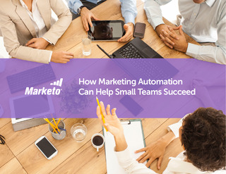 How Marketing Automation Can Help Small Teams Succeed
