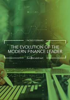 Facing Forward: The Evolution Of The Modern Finance Leader