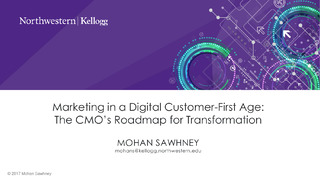 Inside The Mind of a CMO: Marketing in a Digital Customer-First Age
