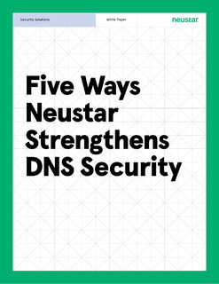 Five Ways Neustar Strengthens DNS Security