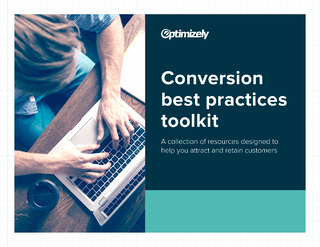 Conversion best practices toolkit