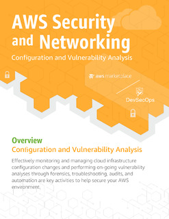 AWS Security and Networking Configuration and Vulnerability Analysis