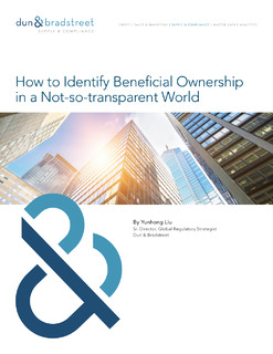 How to Identify Beneficial Ownership in a Not-so-transparent World