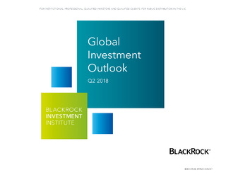 Global Investment Outlook Q2 2018