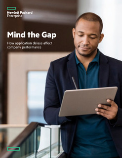Oxford Economics Report: Mind the Gap – How Application Delays Affect Company Performance