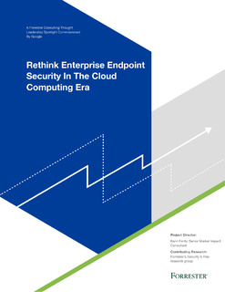 Rethink Enterprise Endpoint Security In The Cloud Computing Era