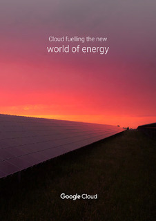 Cloud fuelling the new world of energy