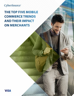 The Five Most Important Mobile Commerce Trends of 2017