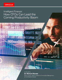 Intelligent Finance: How CFOs Can Lead the Coming Productivity Boom