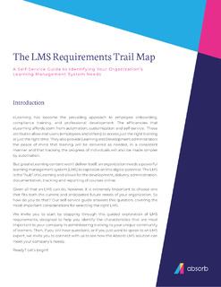 The LMS Requirements Trail Map
