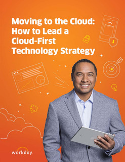 Meet the Future Head-on in the Cloud