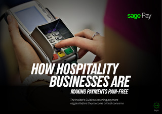 How Hospitality Businesses Are Making Payments Pain-Free