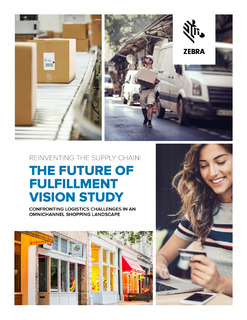 The Future Of Fulfillment Vision Study