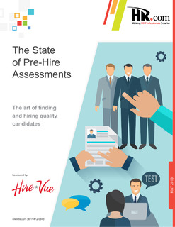 The State of Pre-Hire Assessments