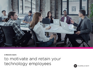 To Motivate and Retain Your Technology Employees