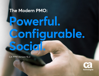 The Modern PMO: Powerful. Configurable. Social. EBook
